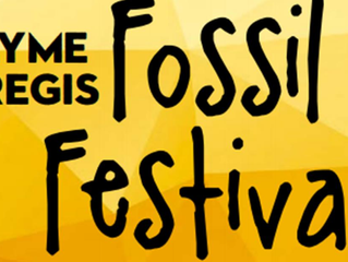 Lyme Regis Fossil Festival - 1st May - 3rd May 2020