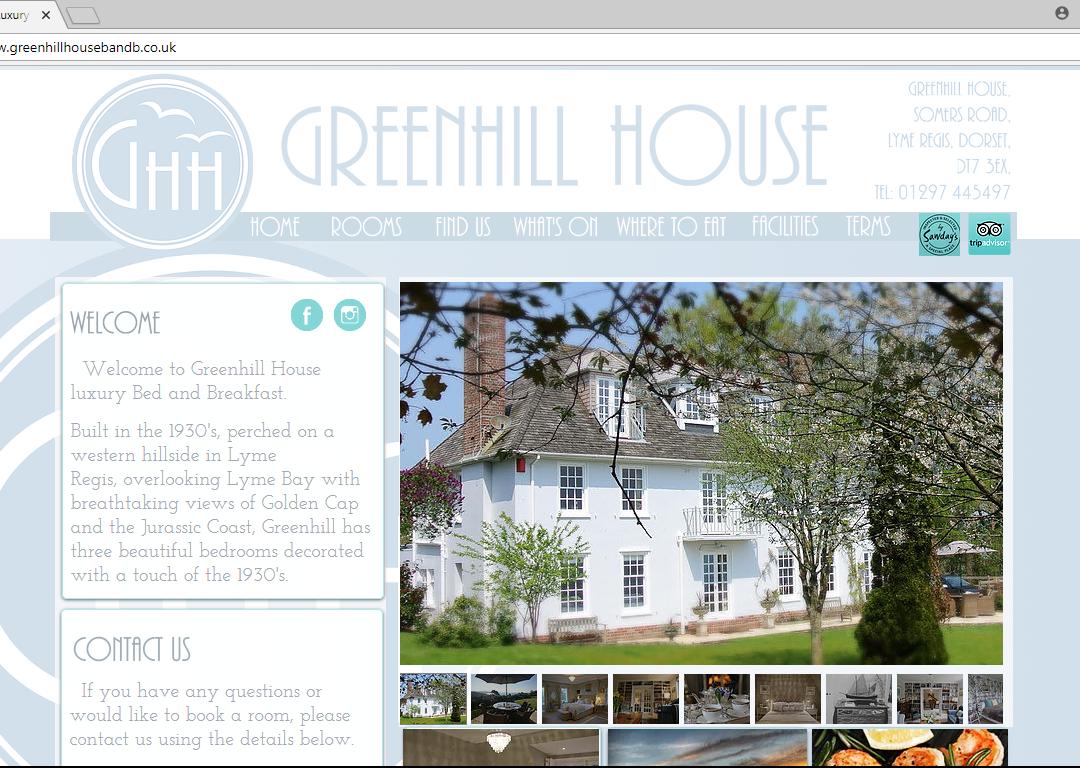 Greenhill House B&B