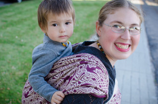 5 Things I Know About Wearing Your Baby Safely
