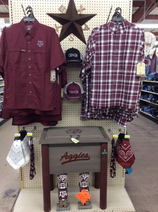 Texas A&M Apparel