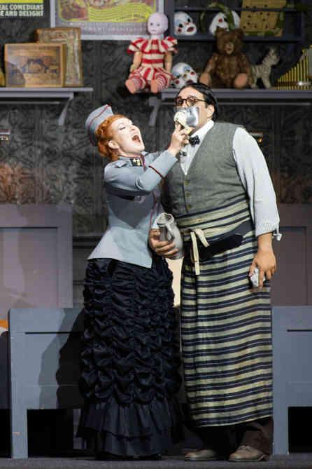 Wolfgang A. Mozart Die Zauberflöte, Salzburger Festspiele 2018