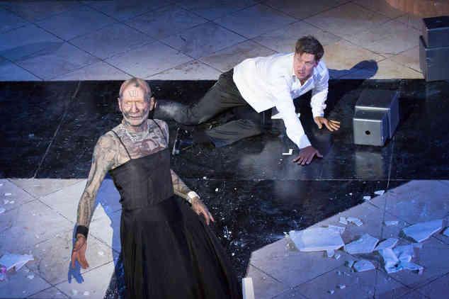 Hugo von Hofmannsthal Jedermann Salzburger Festspiele 2017 mit Tobias Moretti
