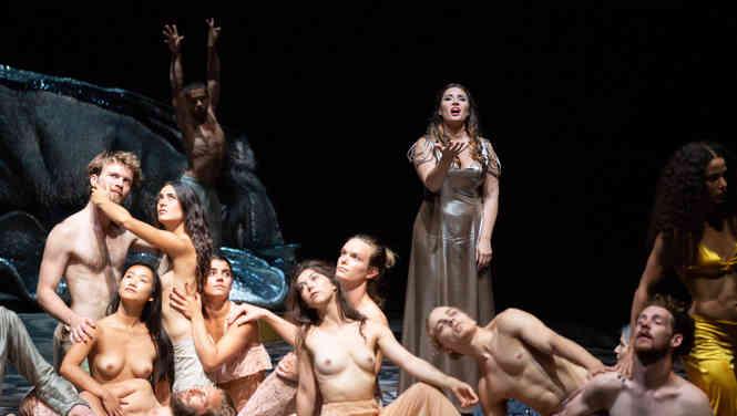 Claudio Monteverdi L'incoronazione di Poppea - Salzburger Festspiele 2018