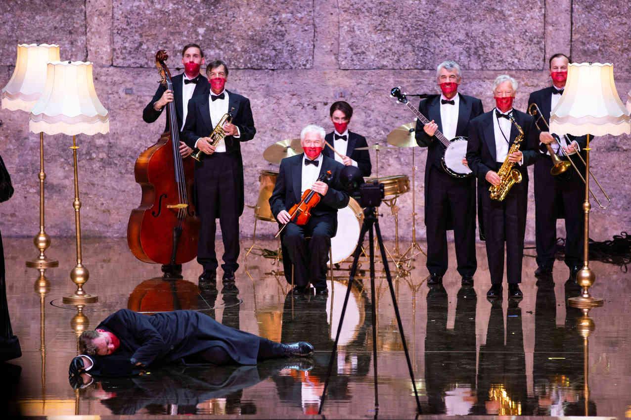 Salzburger Festspiele 2018, Richard Strauss- Salome