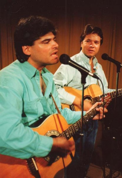 Augusto and Bonilla In Nashville