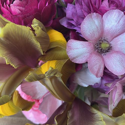Linnaea Farm Bouquets