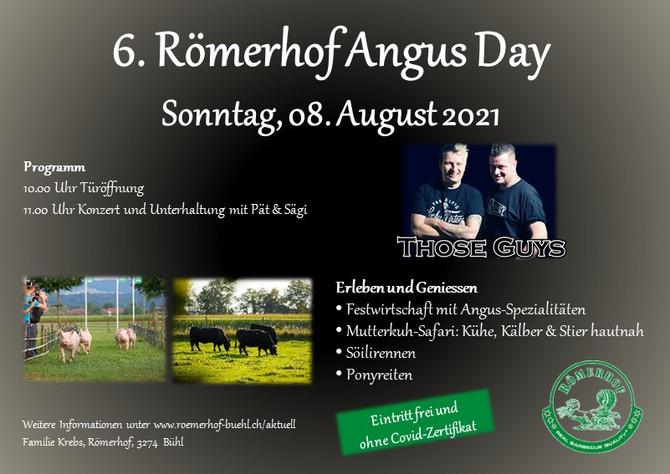 6. Römerhof Angus Day 2021