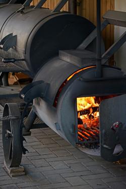 barbecue smoker römerhof