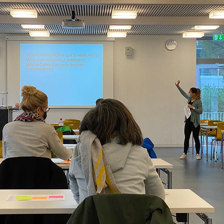 EMW- Lerne Lernen Basisseminar 28. August 2021, Vormittag