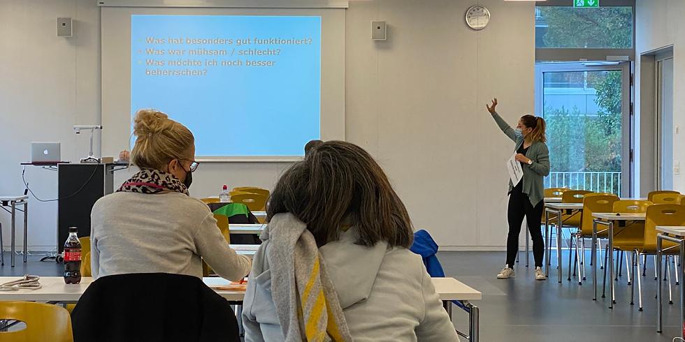 EMW - Lerne Lernen Basisseminar 4. September 2021, Nachmittag