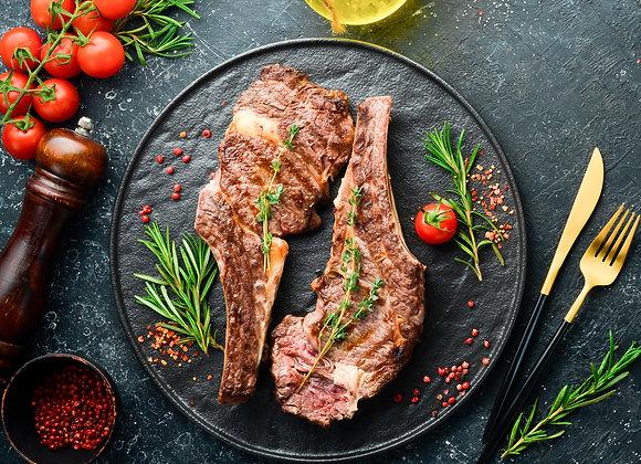 Bio-Kalbfleisch gross: Mischpaket «Ava Lungia» à 7kg