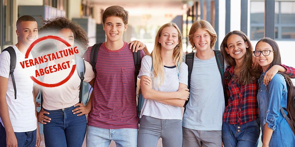 !! Abgesagt !! EMW - «Life-Balance im Jugendalter» mit Leo Gehrig