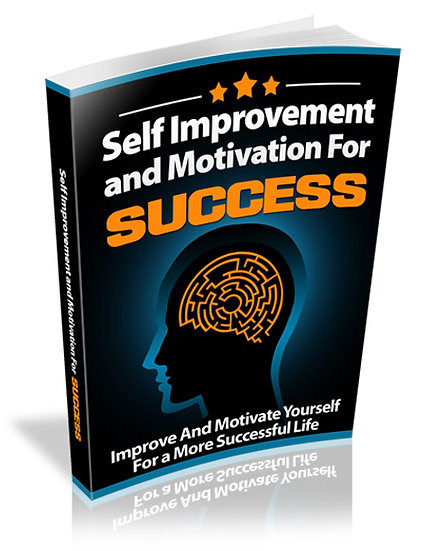 eBook: Self Improvement and Motivation for Success