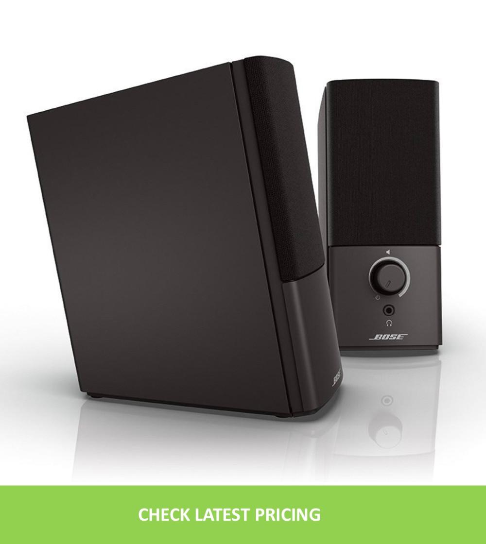 Multimedia 2.0 Stereo Speakers