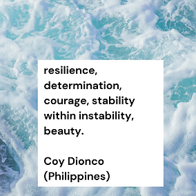 resilience, determination, courage, stab