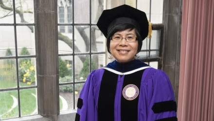 Dr. Mai-Anh Le Tran Became Academic Dean