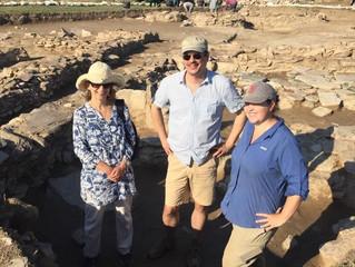 Rozhovor s Petrem Pavúkem o archeologických slastech i strastech