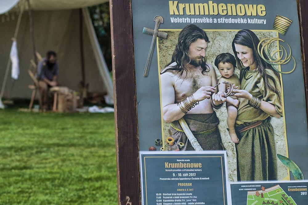 Vítejte v Kupecké osadě Krumbenowe. Foto © J. Lohnická