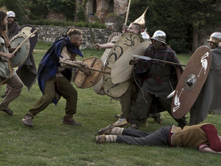 Archeologie brutality. Jsme předurčeni k násilí?