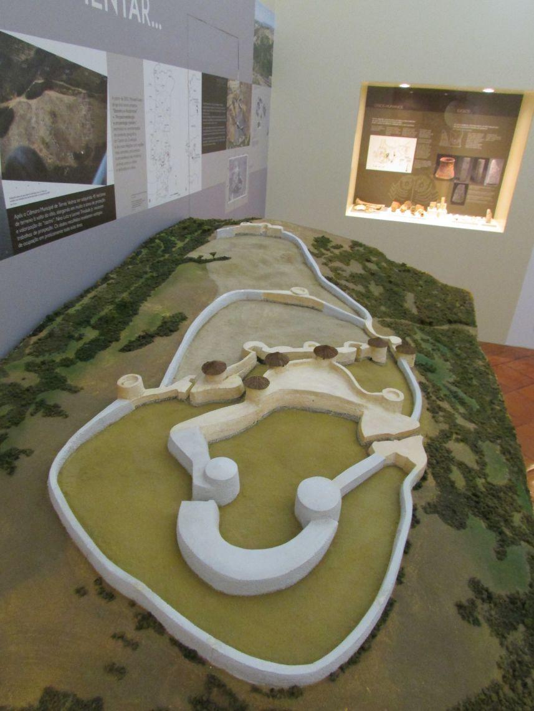 Zambujal, muzeum v Torres Vedras (Portugalsko)