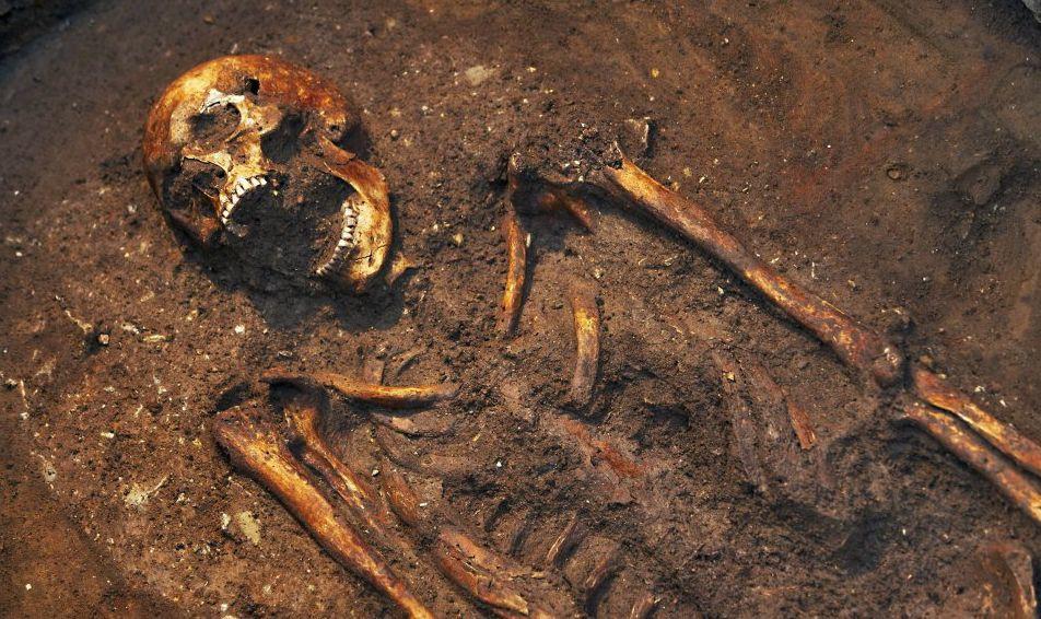 Jeden z pohřbů v Praze-Zličíně. Foto archiv MHMP