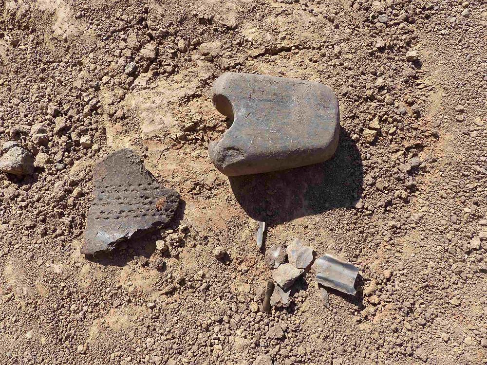 Neočekávané výzkumy a nečekané objevy v Chotýši