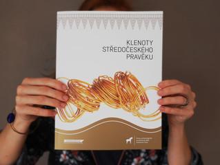 Zveme vás na křest publikace Klenoty středočeského pravěku