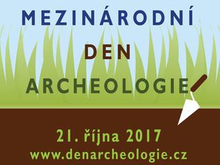 Nahlédněte archeologům pod ruce v rámci Mezinárodního dne archeologie