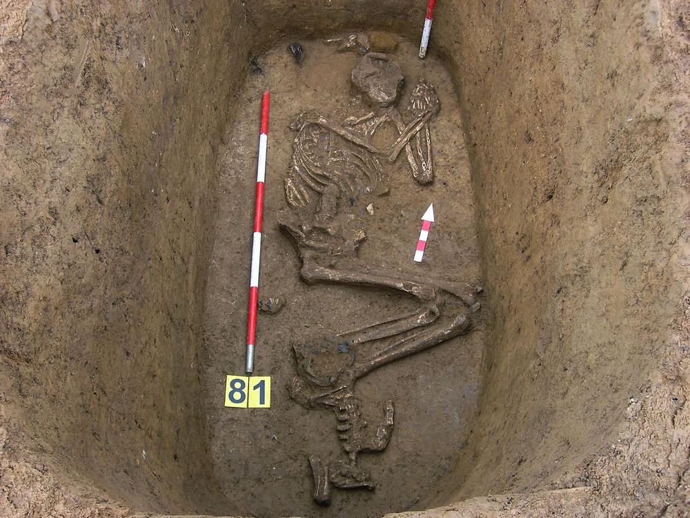 Celistvý pohled na Fermův hrob. Foto archiv ÚAPPSČ