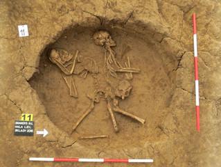 10 NEJ archeologických objevů Ústavu archeologické památkové péče středních Čech za poslední rok