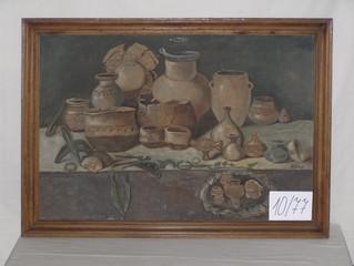 Malováno srdcem.  Čáslavský malíř Alois Vraný a jeho obrazy s archeologickou tematikou