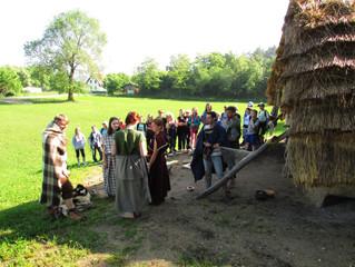 Pičhora znovu ožívá aneb návštěva u Germánů