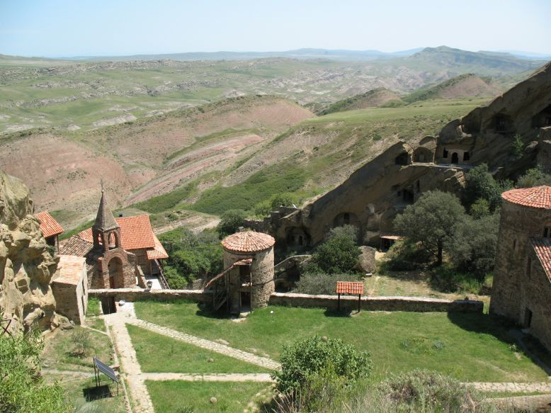 Klášterní komplex Davit Gareja (Gruzie)