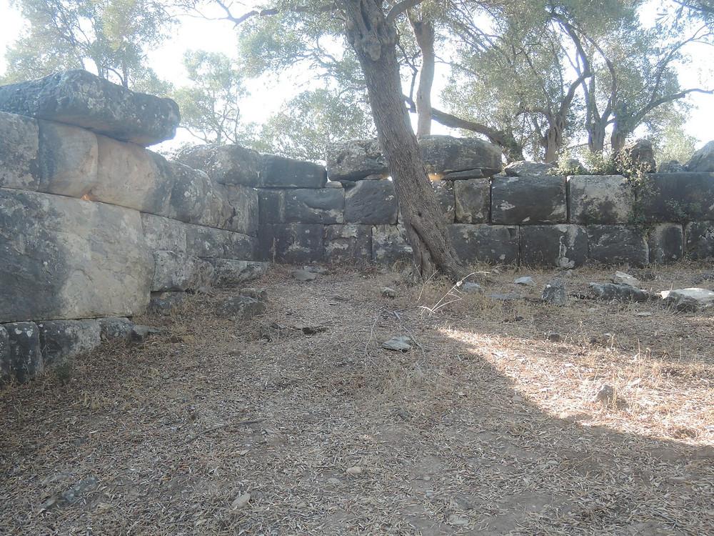 Euromos, hradby (Turecko)