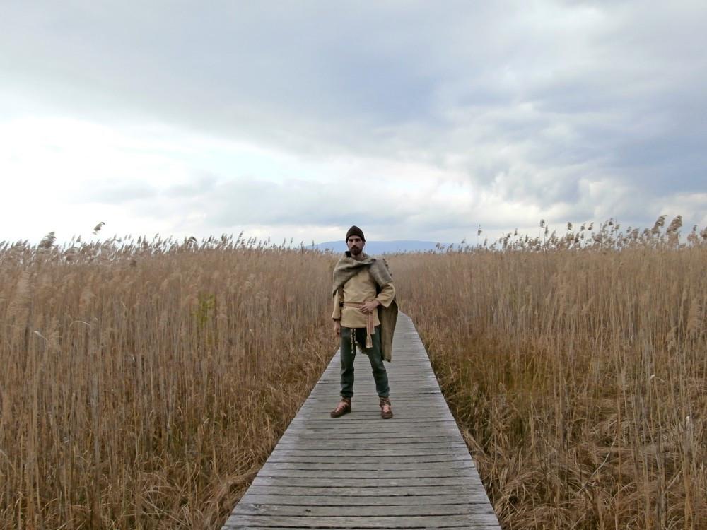 Nechâtelské jezero bylo před dvěma tisíci let obklopeno.