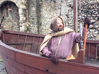 Exkluzivní rozhovor se Stevenem Paynem o jeho 200 mil dlouhé středověké pouti