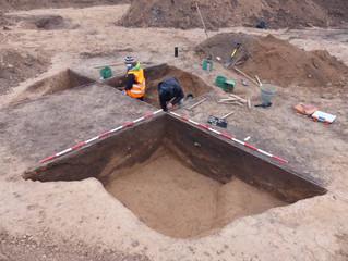 Archeologické překvapení v kamenolomu