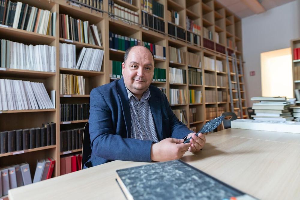 Mgr. Balázs Komoróczy, Ph.D.