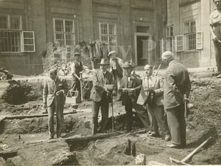 Nový vzdělávací program Novináři na stopě prvorepublikové archeologie