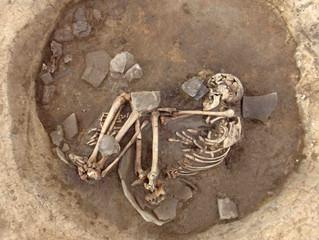 Archeonovinky ze středních Čech: kdo pohřbíval v Plaňanech u Kolína před čtyřmi tisíci lety?