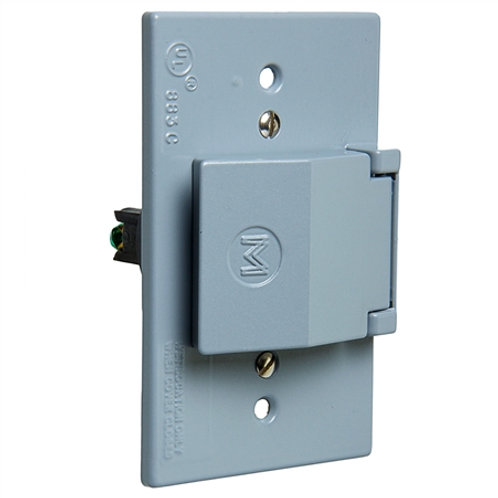 Electrical Plug, for outside, Water Proof