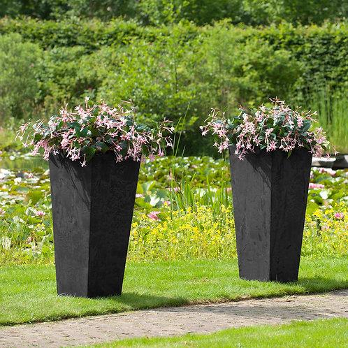 Outdoor Artstone Vase Ella