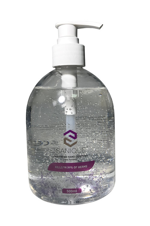 Sanique 500ml Anti-Bacterial Gel - Pack of 1