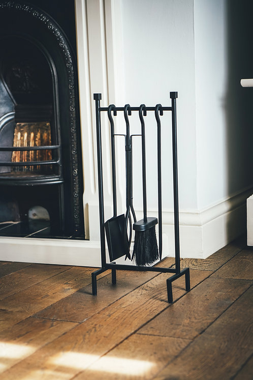 Iron Hanging Rack Fire Set