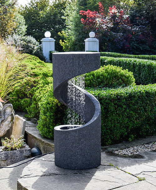 Spiral Water Feature
