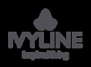 Ivyline LogoStacked Mono Tagline@2x.png