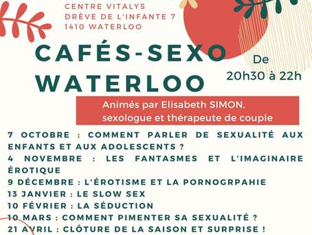 Cafés-sexo à Waterloo!