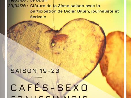 Saison 3 des cafés-sexo écaussinnois!