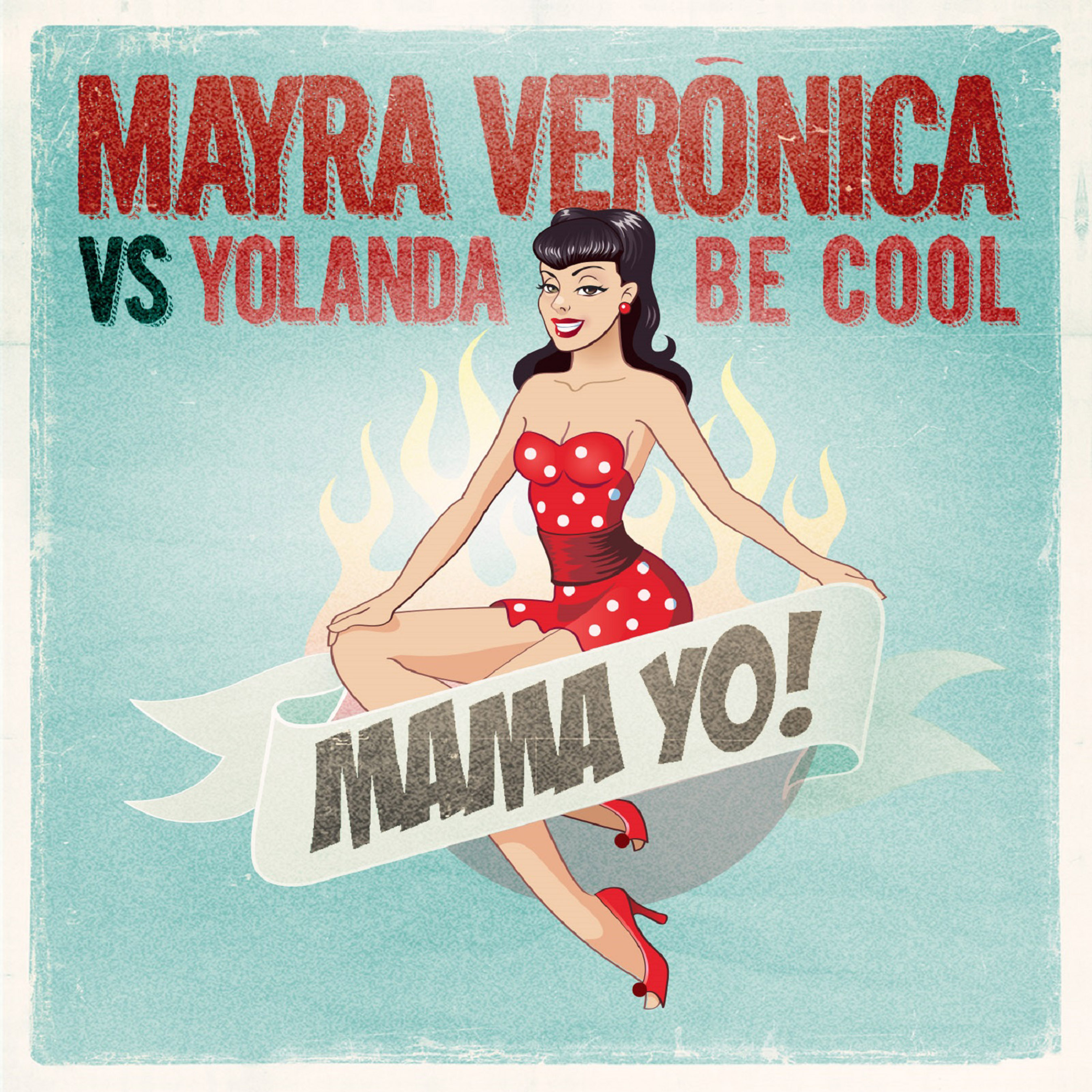 Mayra Veronica Vs Yolanda Be Cool