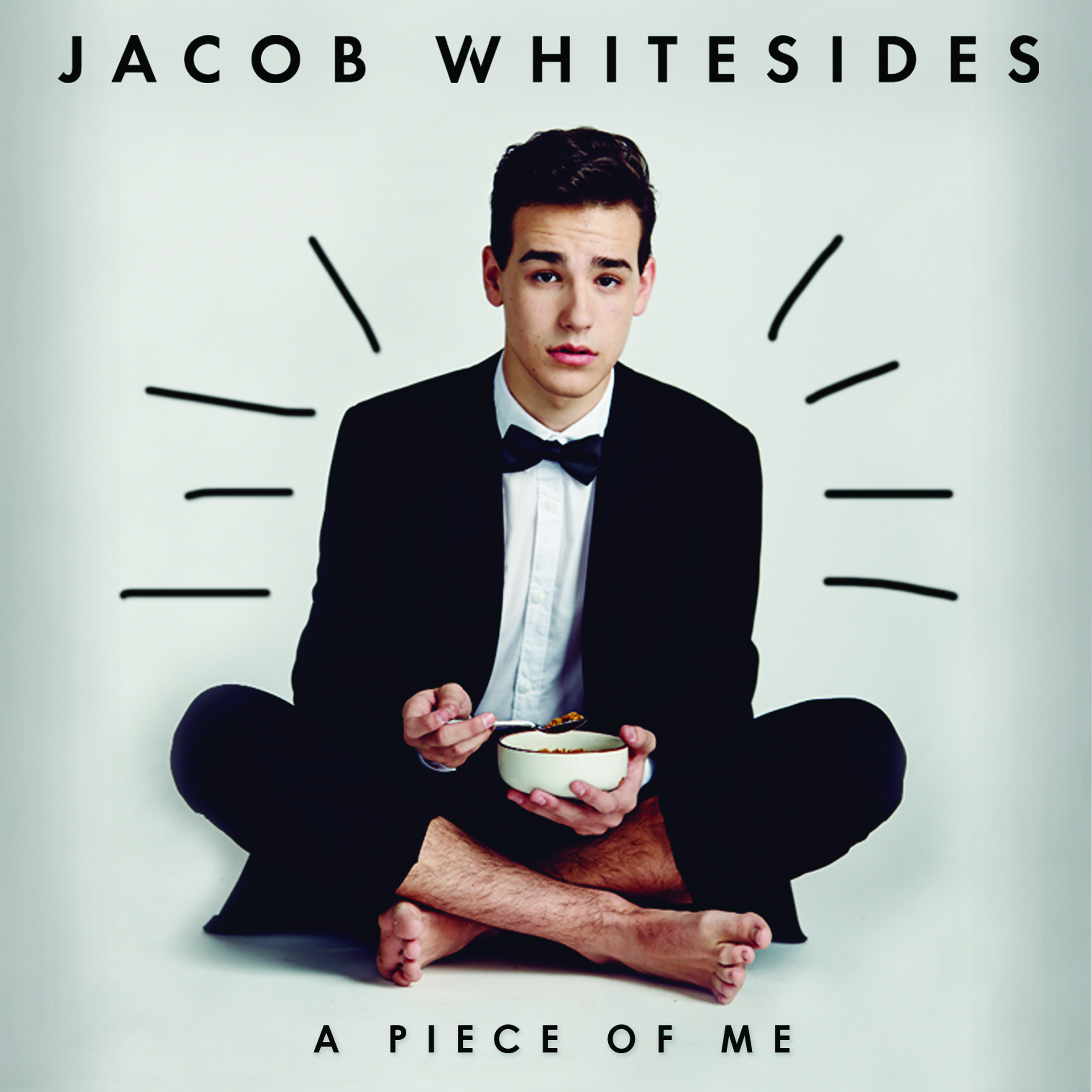 "Jacob Whitesides ""A Piece Of Me"""